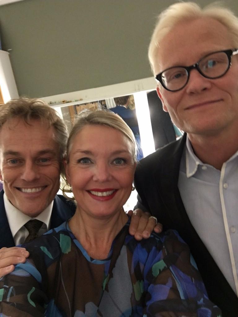 Jan Lund, Elsebeth Dreisig, Thomas Rischel