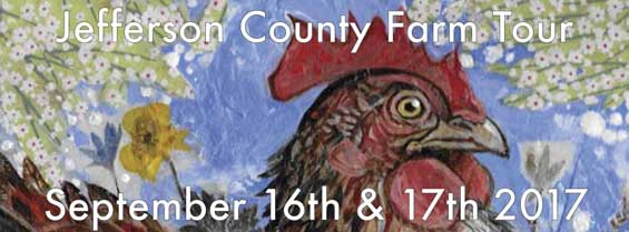 2017 Jefferson County Farm Tour