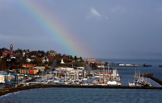 Port Townsend photo by Steve Mullensky