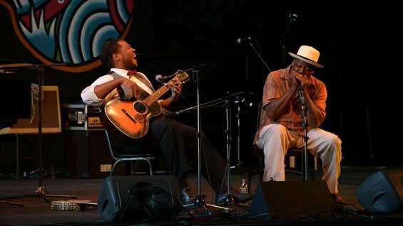 Centrum's Port Townsend Acoustic Blues Festival