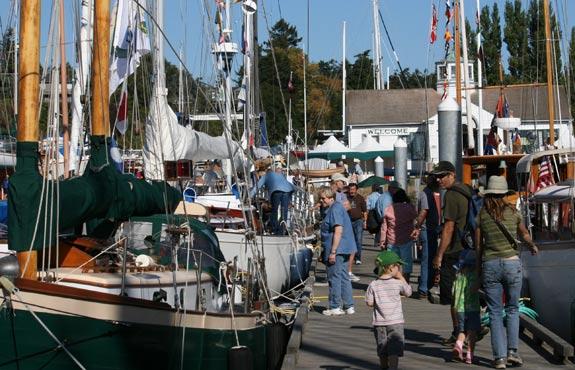 2017 Wooden Boat Festival