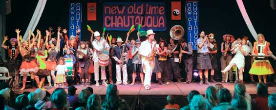 New Old Time Chautauqua