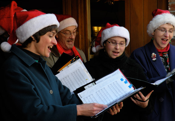 Port Townsend Carolers