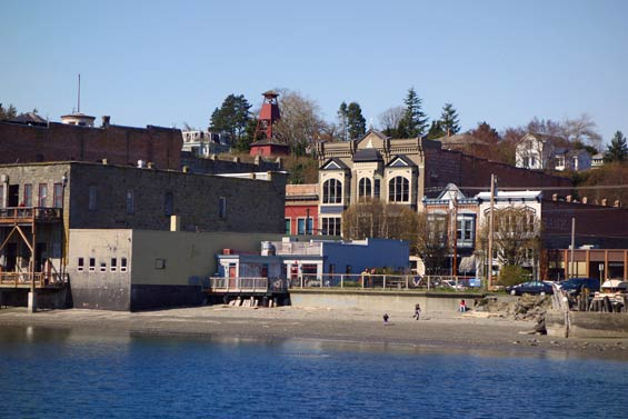 Visit Port Townsend's historic waterfront