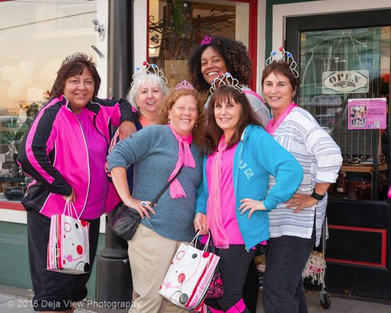 Girl's Night Out in Port Townsend