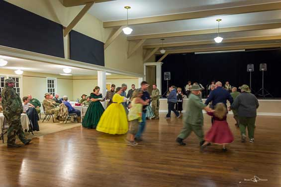 1800s contra dance