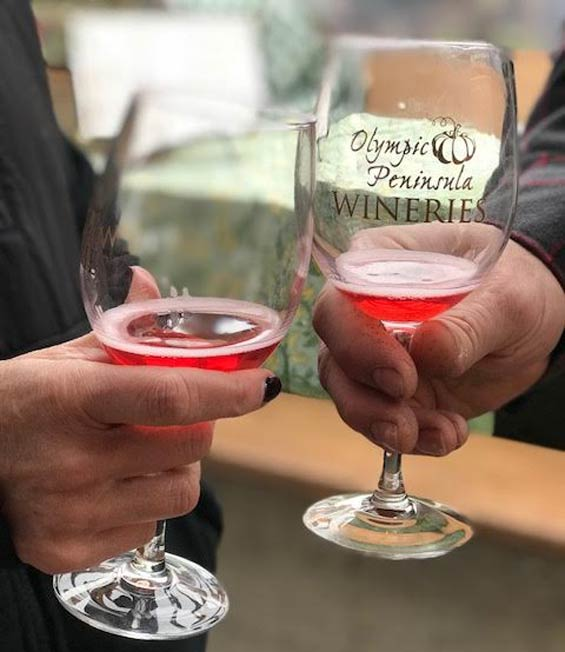 Visit Olympic Peninsula Wineries & Cideries