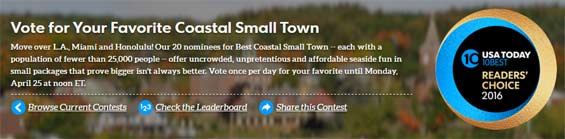 Vote for Port Townsend