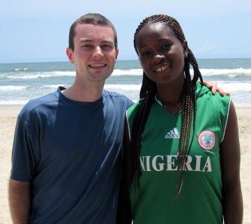 John & Jane in Ghana