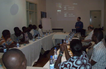 EMI Conference in Ghana