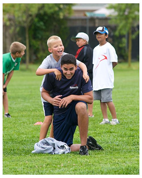 coach-kid