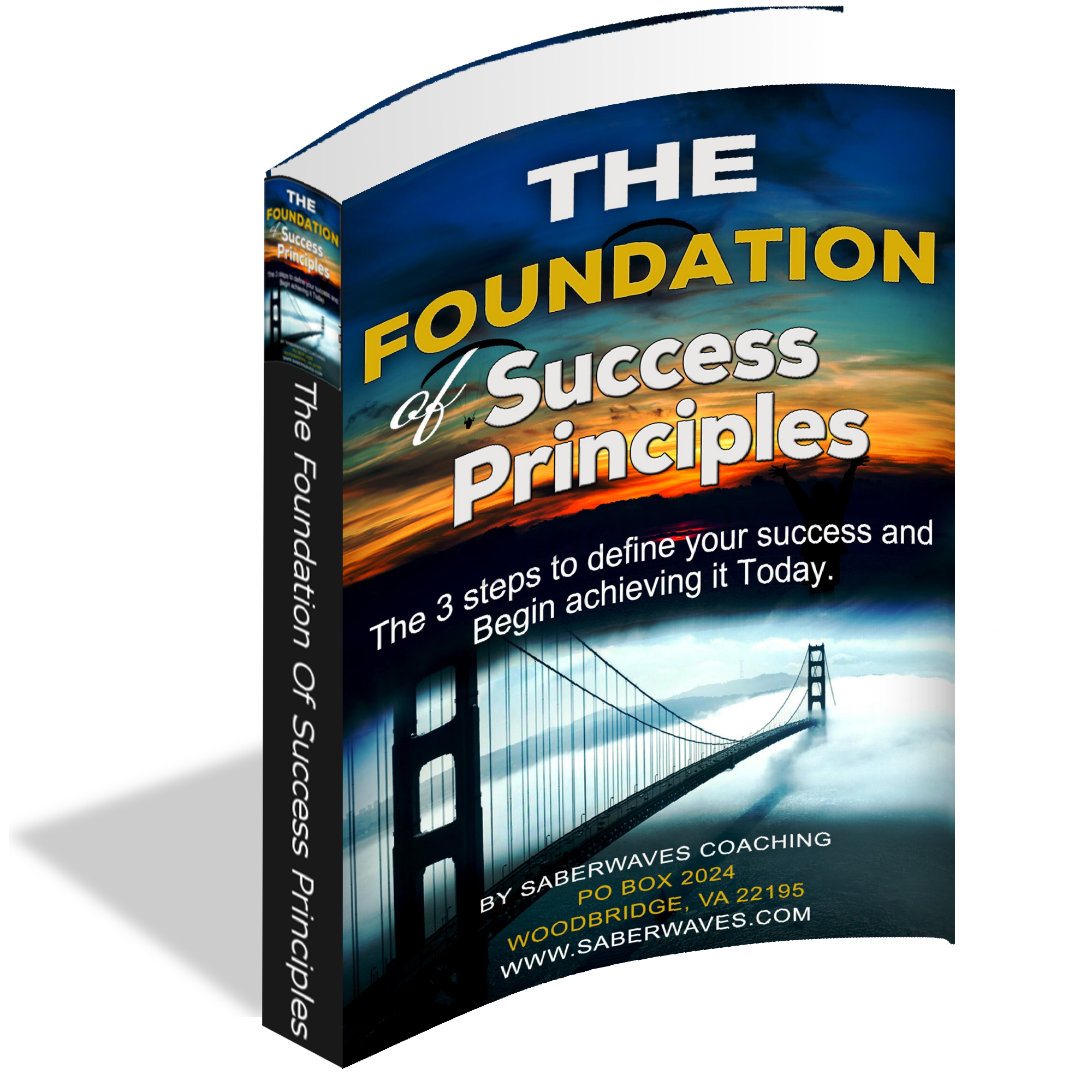 The Foundation Of Success Principles eWorkBook