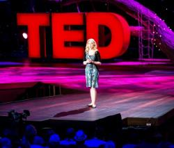 Eleanor at TED