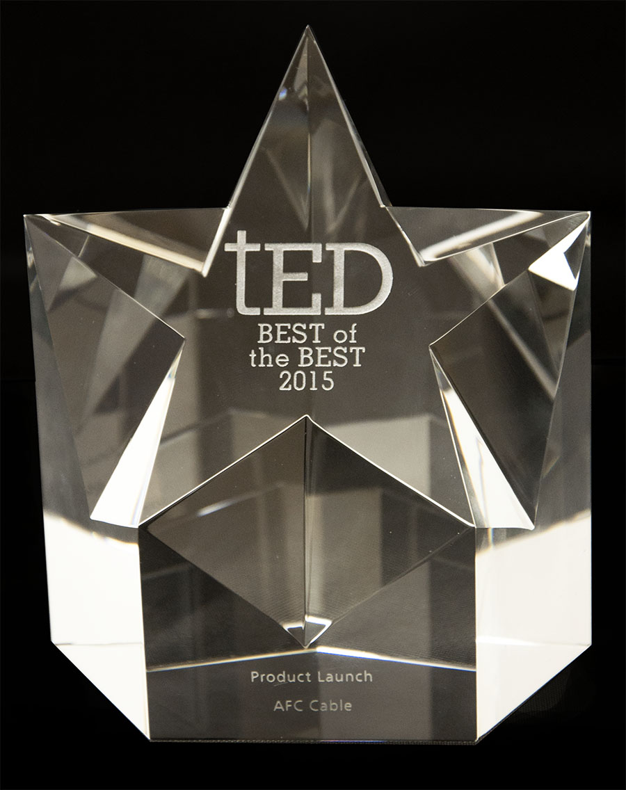 tED Magazine Award for MC Luminary Best of the Best