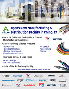Atkore Chino Facility Flyer