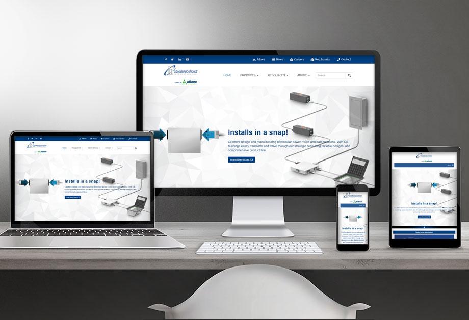 Cii Website
