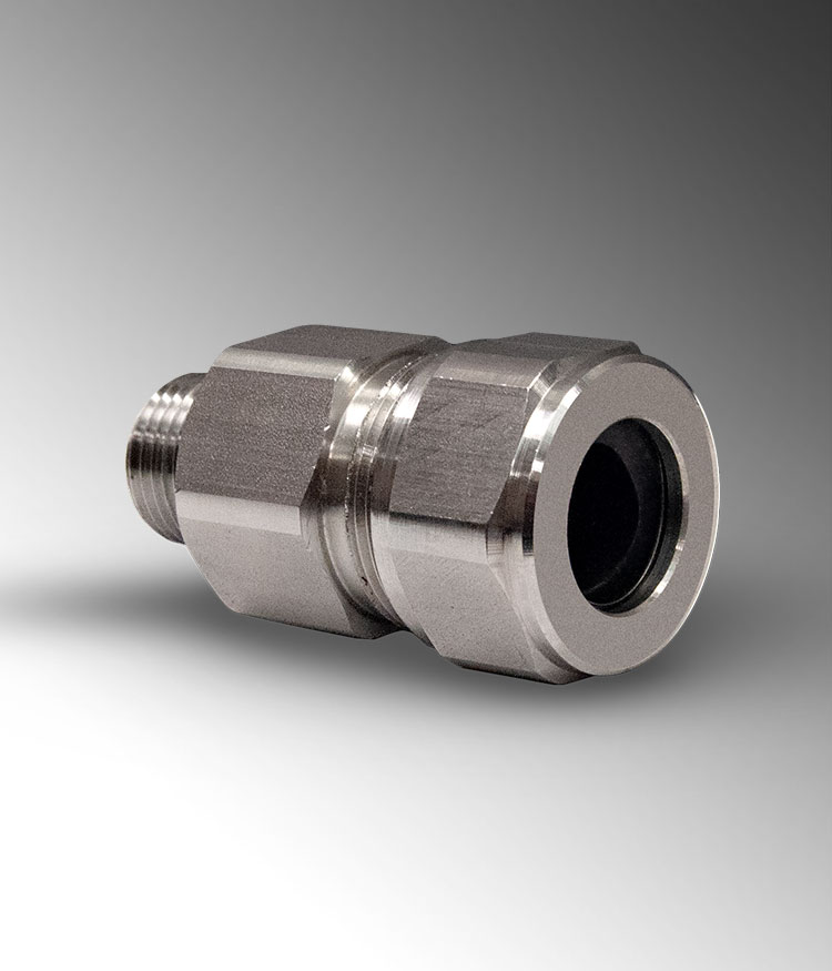Stainless Steel Teck Connector