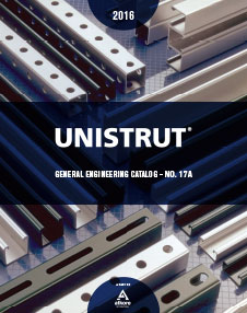 Unistrut General Engineering Catalog