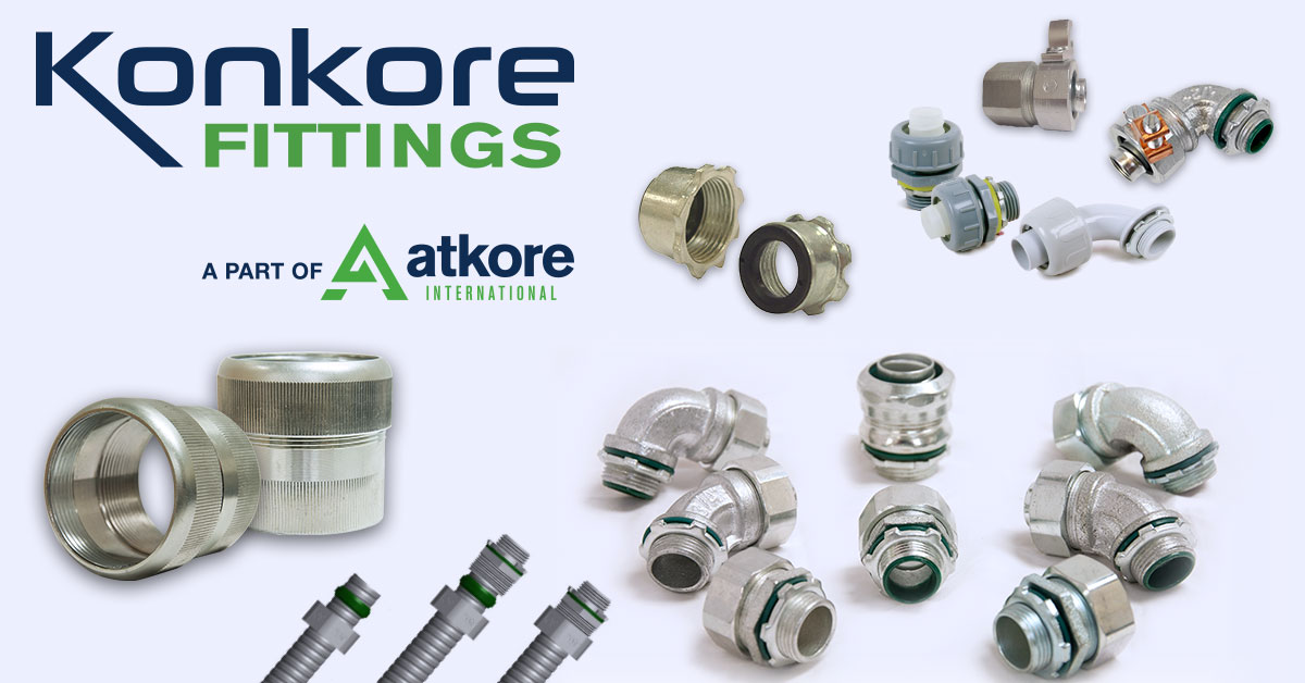 Konkore Fittings