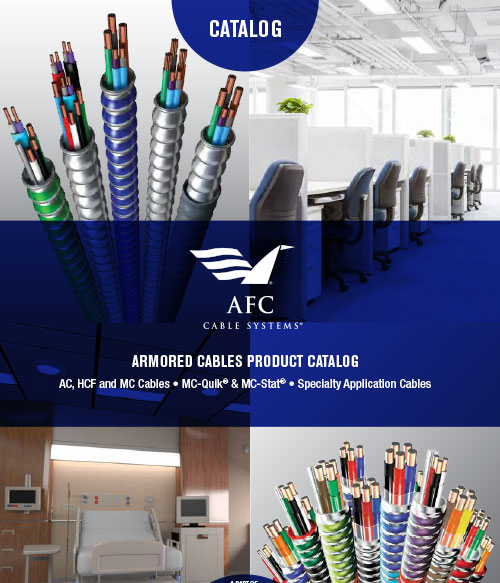 AFC Cable Catalog
