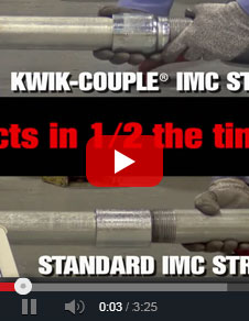 Kwik-Couple vs 3-Piece Coupling Video