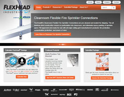 FlexHead Website