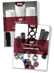 Heritage Plastics Catalogs