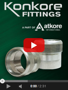 Konkore Fittings Video