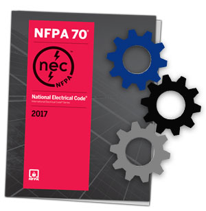 NEC Code Book Process