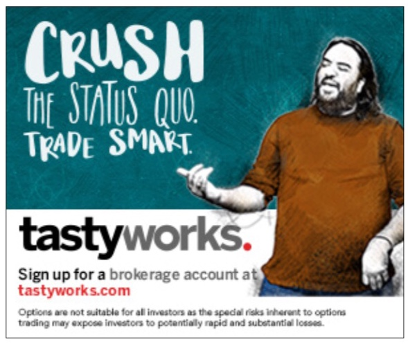 Tastyworks image