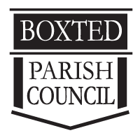 Boxted parish council