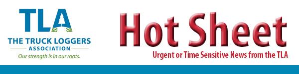 Hot Sheet: Important News for TLA Members