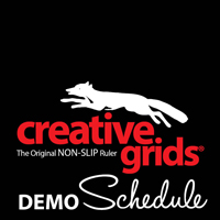 Creative Grids Demo Schedule