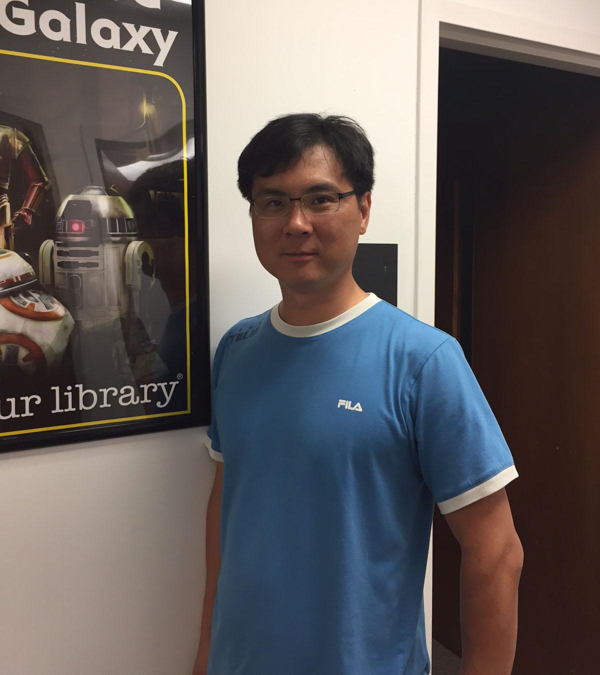 Photo of Clark Kim