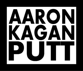 the art of Aaron Kagan Putt