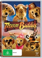 Go to the Disney Treasure Buddies DVD Review...
