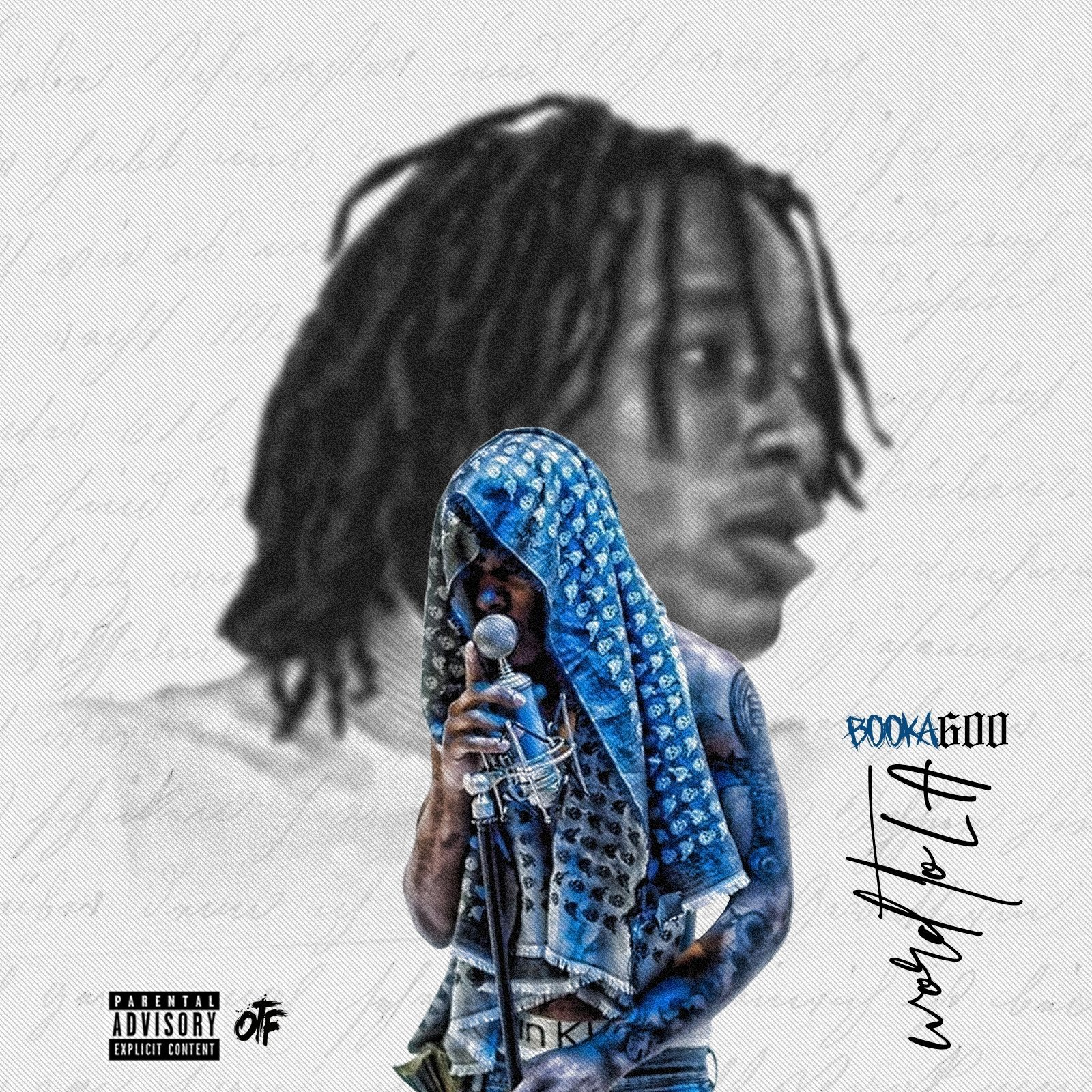 OTF Signee Booka600 Recruits Lil Durk, King Von, Tee Grizzley and More For 'Word To LA' Project