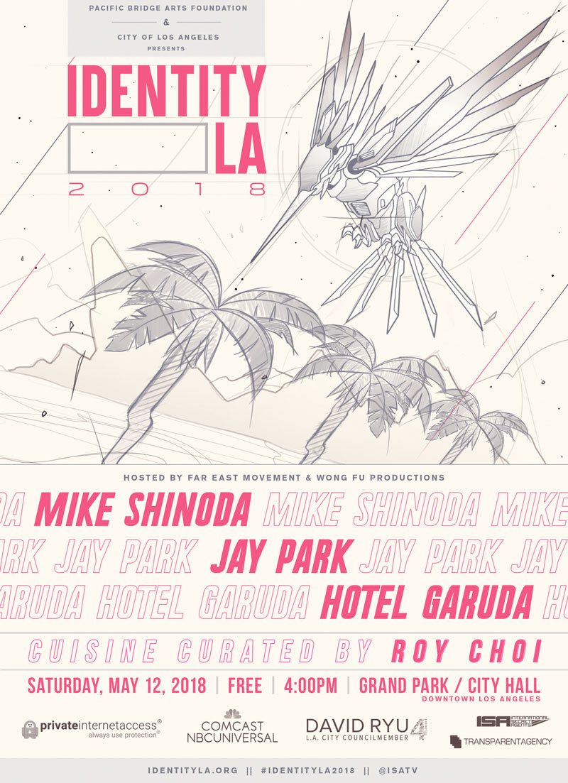 Mike Shinoda to Headline Identity Fest LA, a Cultural Music Festival Celebrating Asian Pacific American Heritage Month
