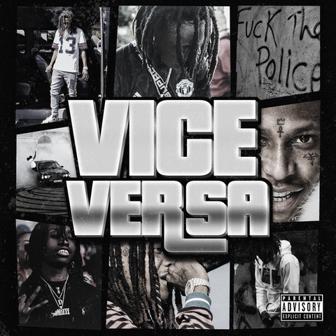 NorCal Kings Nef The Pharaoh & ShooterGang Kony Squad Up for the Vice Versa EP, Premiered by L.A. Leakers