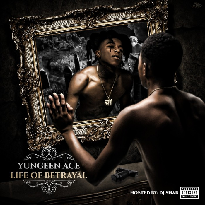 Jacksonville's Yungeen Ace ♠ Arrives Fully-Formed With Life Of Betrayal Mixtape