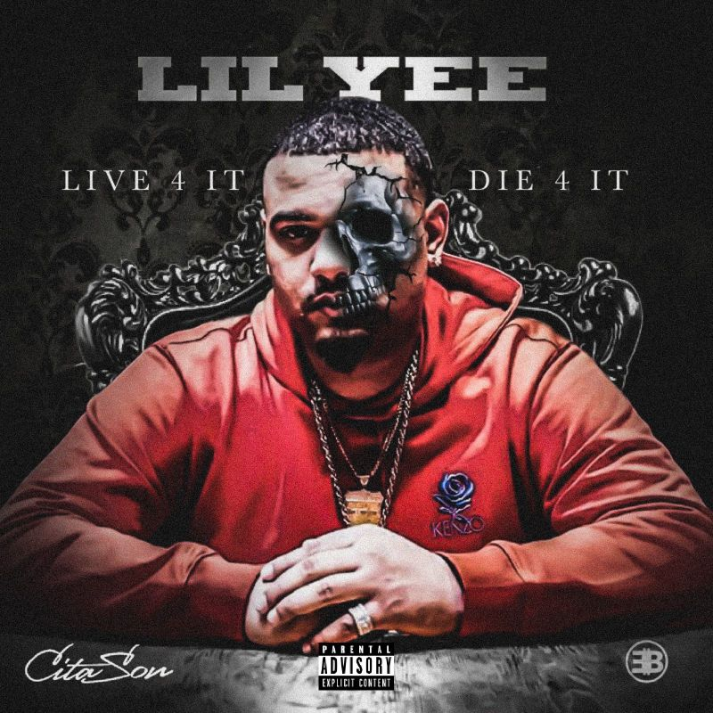 "Lil Yee Recruits Mozzy and E-40 For His Live 4 It, Die 4 It Album, Premieres ""Concrete Jungle"" Vid via No Jumper"