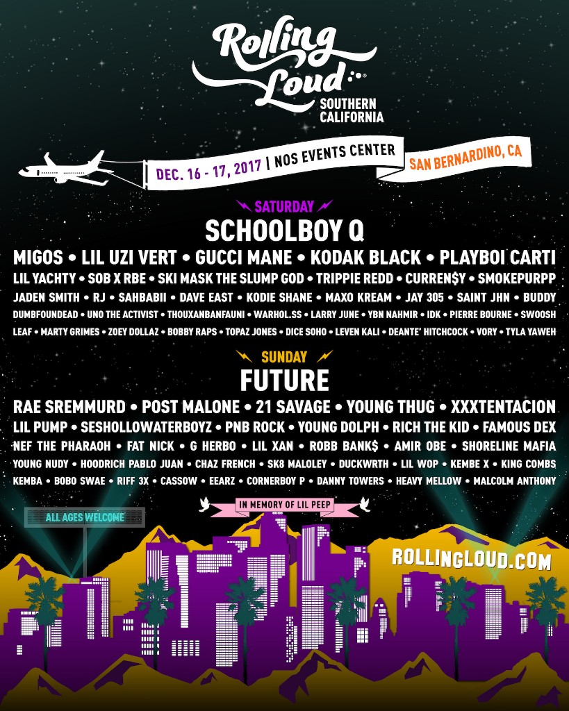 Rolling Loud Southern California Day 1 Recap: Schoolboy Q, Migos and More