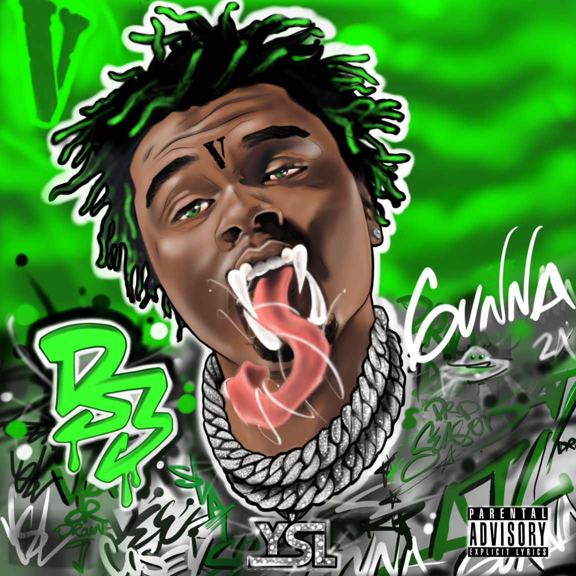"Young Thug Co-Signee Gunna Announces Drip Season 3, Drops ""Almighty"" ft. Hoodrich Pablo Juan via Billboard"
