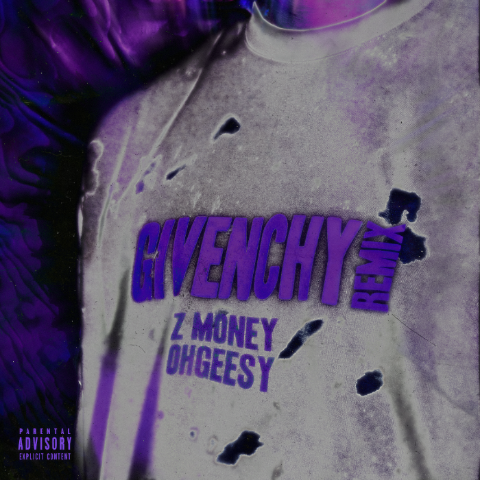 "1017 Standout Z Money Teams with ShorelineMafia's Ohgeesy for the 808 Mafia-Produced ""Givenchy"" (Remix)"