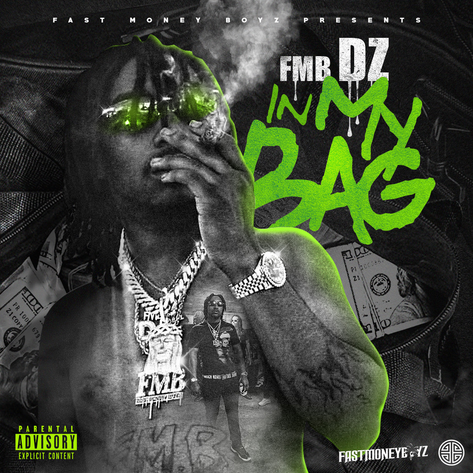 Secret Superstar FMB DZ Puts On for Detroit on New Album In My Bag