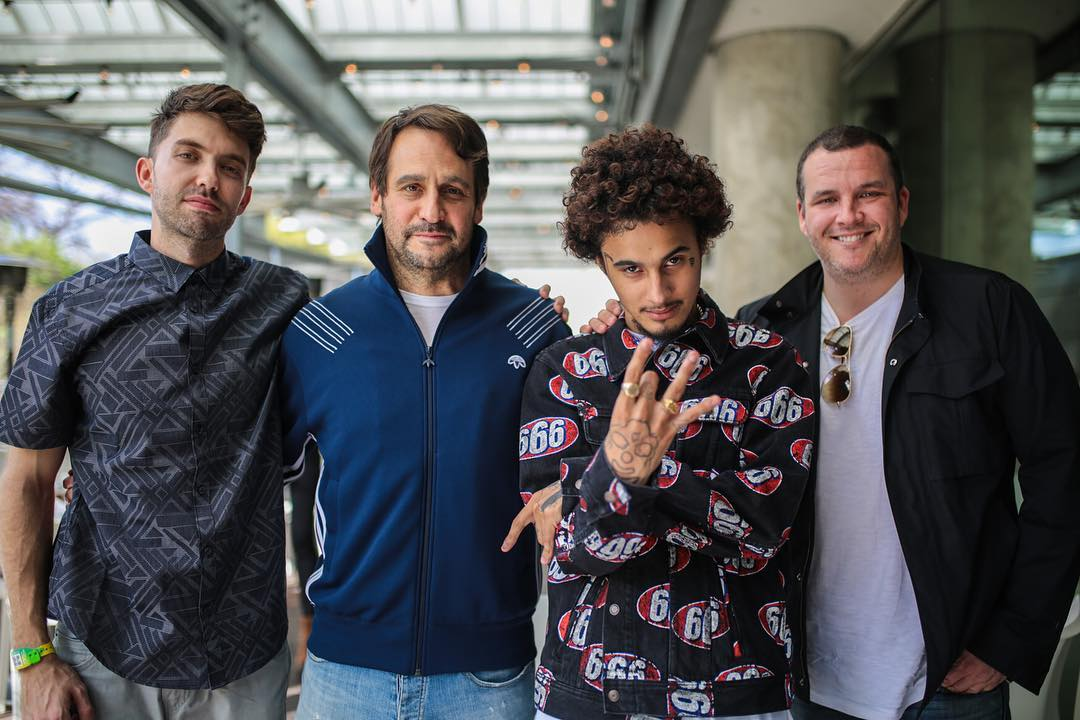 South Florida Phenom wifisfuneral Signs to Interscope/Alamo Records