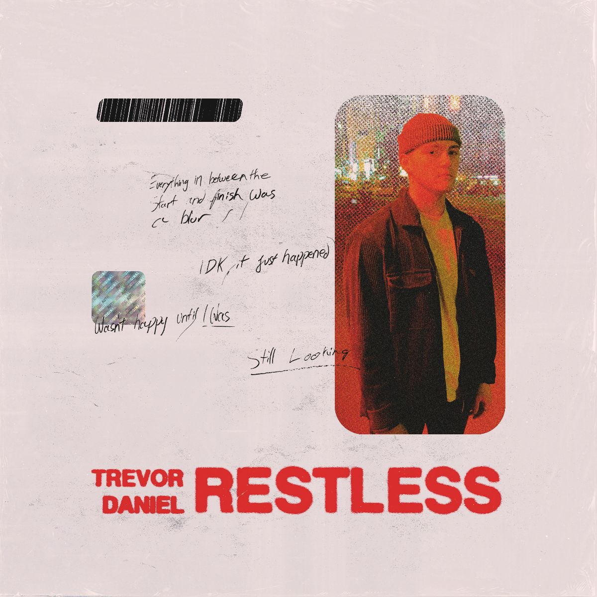 Internet Money Signee Trevor Daniel Levels Up With Restless EP, Premiered by Complex