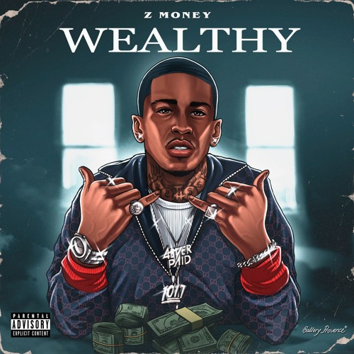 "Z Money Doesn't Wanna Be Rich, He Wants to Be ""Wealthy"" in His Latest HYPEBEAST-Premiered Single"