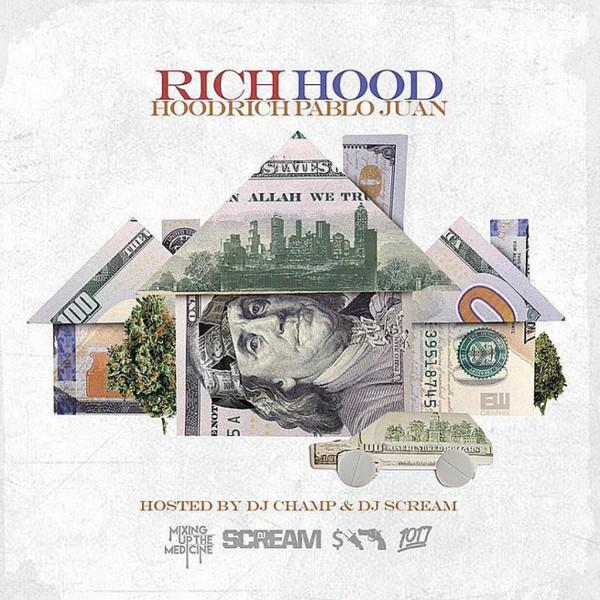 Hoodrich Pablo Juan Drops Rich Hood Mixtape ft. Lil Yachty, Gunna, Lil Baby & More