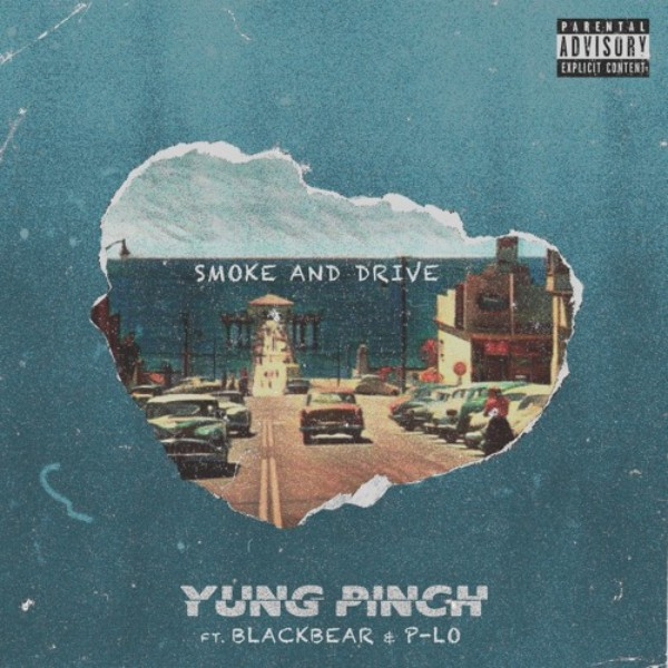 "Yung Pinch Enlists blackbear and P-Lo For a ""Smoke & Drive"""